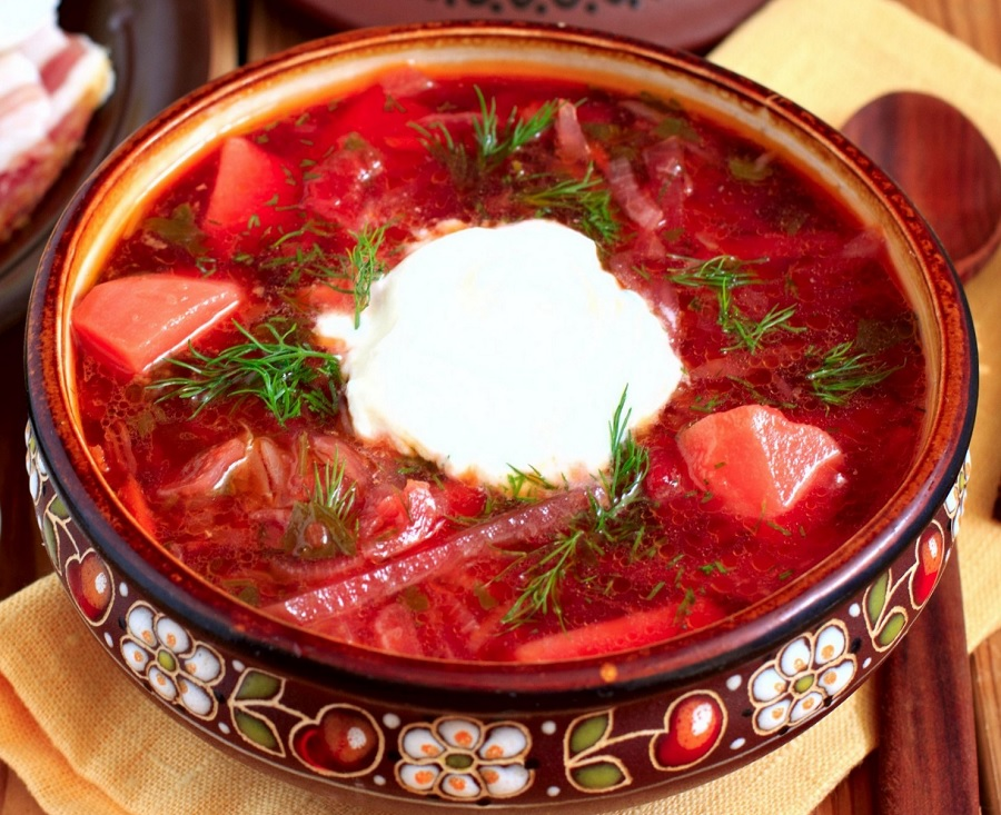 Travel Russian Cuisine 7
