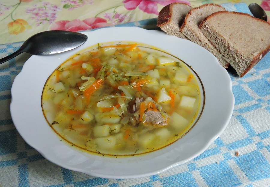 Travel Russian Cuisine Learning 45